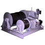 Electric Industrial Shunting Winch (Russia)